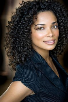 Rochelle Aytes is gorgeous and so is her hair