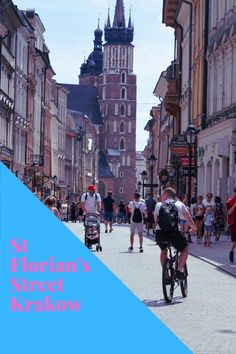 Learn more about this famous Krakow Street from our guide on best things to do and see in Krakow Poland.