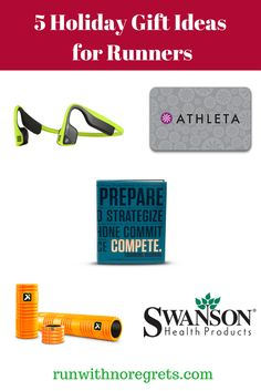 5 Awesome Holiday Gift Ideas for Runners The holiday season is here! If you celebrate this time of year how has your holiday shopping been going? Every year it seems that the Christmas se . Running Workouts, Fun Workouts, Running Gear, You Fitness, Fitness Tips, Fitness Goals, Running Motivation, Fitness Motivation, Running Gifts