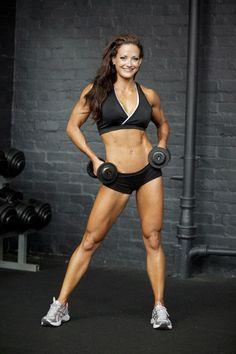 Erin Stern, perfect body