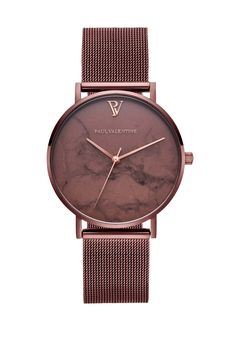 Paul Valentine's timeless yet distinctive watch collection is here: The Coffee Collection. Shop our ultra-thin, lightweight watch collection today. Stylish Watches For Girls, Trendy Watches, Big Watches, Watches For Men, Casual Watches, Luxury Watches, Rolex Watches, Mocca, Stud Earrings