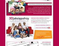 Corporate newsletter for LG Electronics