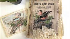 Junk Journal - First Day of Spring - On A Whimsical Adventure