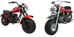 Baja Mini Bike MB165 & MB200 (Baja Heat, Mini Baja, Baja Warrior) Parts