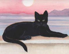 """Island Sunset"" by Sue Barratt"