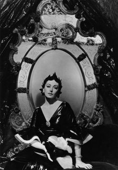 (1935). Nimet Eloui Bey, Evening Dress By Mainbocher.