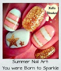 Summer #Nail #Art