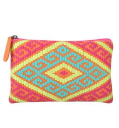 Color Dunes 2015 Splendor Embroidered Pouch