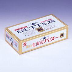 Mainichi Hokkaido butter from Japan