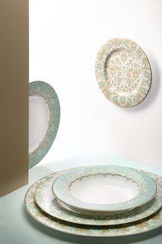 Lili Rococò • Art de la Table - Blumarine Home Collection