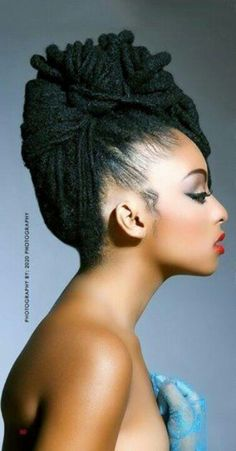 such pics makes me want to put dreads A.S.A.P...love it