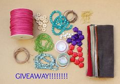 Crafting & Cooking: Craft Kit GIVEAWAY!!!!