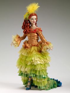 The Parrot - Re-Imagination Collection - Tonner Doll Company