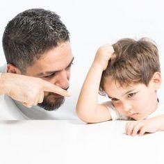 El peligro de ser un padre autoritario.