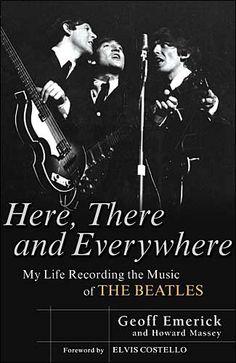 Geoff Emerick fue el principal de los ingenieros en sonido de The Beatles. Junto a George Martin, el productor de los Beatles, Emerick protagonizó la grabación de cada tema de Revolver; Seargent Pepper´s Lonely Hearts Club Band; Magical Mystery Tour; Yellow Submarine y de White Album. Emerick recorre en detalle la forma de componer; grabar; reeditar y pulir música que usaban The Beatles. Emerick penetra en la esencia de las prácticas creativos de The Beatles. Notable en cómo crear algo…