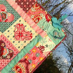 Domestic Bliss Mini Quilt