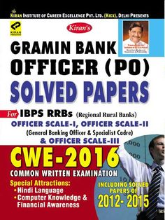 Pdf ibps kiran officer book publication it