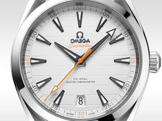 OMEGA Watches: Seamaster Aqua Terra 150M Gents' Collection - the perfect balance between sophistication and ocean spirit. In the new Master Chronometer collection some of the most popular features have been enhanced or subtly transformed to give both the 38 mm and 41 mm timepieces an added edge of style and a refreshing new look.