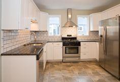 Kitchen Designs With White Cabinets Kitchens Stainless Steel Liances Backsplash