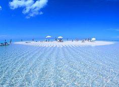 """Yoron Island is a tropical beach paradise, and you will find a variety of amazing scenery and silky beaches here. But the best place we recommend is """"Yurigahama Beach""""(百合ヶ浜). Beautiful Places To Visit, Beautiful Beaches, Wonderful Places, Kagoshima, Places To Travel, Places To Go, Japan Landscape, Amsterdam Travel, Beach Resorts"""