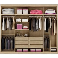 fine closet design, will be credited with to the beautiful interior of your home. Closet Walk-in, Closet Space, Closet Storage, Walk In Closet, Bedroom Storage, Closet Ideas, Wardrobe Design Bedroom, Master Bedroom Closet, Bedroom Wardrobe