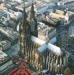 كولونيا، تعرف على المدينة الألمانية كولونيا - تستحق الزيارة