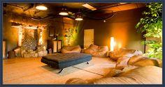 Zen Room--this is definitely the feel I'm going for.