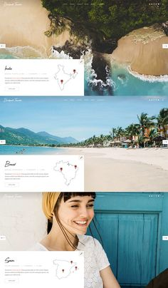 With Backpack Traveler WordPress theme you're all set for a great adventure!  #wordpress #webdesign #layout #theme #template #design #travel #travelblog #travelblogger #tourism #travelguide