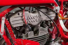 Morini Rebello 250cc DOHC bialbero. 1958 a 1967