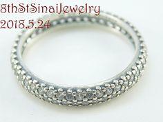b563872db Pandora Sterling Silver 925 Inspiration Within Ring Clear CZ 190909CZ SZ 58/ 8.5 #Pandora