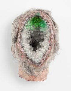 David Altmejd Untitled 8 (Rabbit Holes)