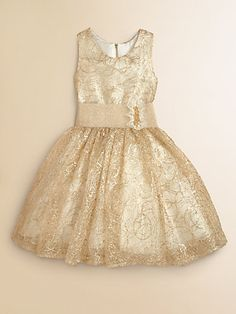 Every little girl's dream holiday dress...