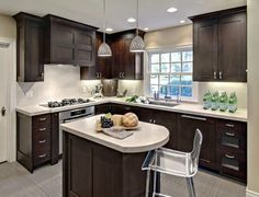 19 elegant l-shaped kitchen design ideas | kitchens and house