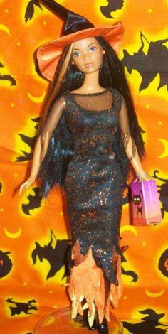 Barbie Halloween, Halloween Fashion, Play Barbie, Barbie Dream, Barbie Basics, Barbie Birthday, Beautiful Barbie Dolls, Barbie Collector, Monster High Dolls