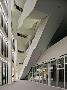 Vilnius+University+Library,+Science+Communication+And+Information+Center+/+Paleko+Arch+Studija