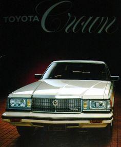 110系クラウン Rally Car, Car Car, Toyota Crown, Japanese Domestic Market, Lexus Cars, Car Advertising, Japanese Cars, Old Cars, Motor Car