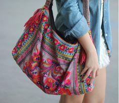 Etnic purse