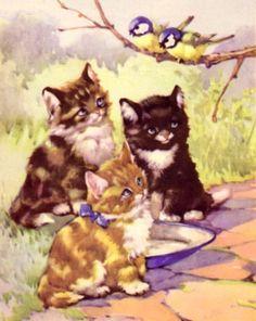 A. E. Kennedy illustration | eBay - 1930's