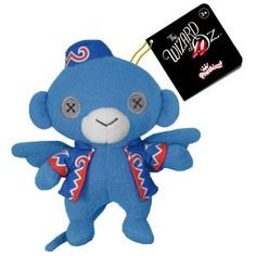 The Wizard of Oz Flying Monkey Funko Plushie plush toys are too cute, don't you think! They're affordable, too, making them a great gift idea for an Oz fan. Wizard Of Oz Characters, Flying Monkey, Wicked Witch, Child Love, Over The Rainbow, Felt Crafts, Kid Crafts, Plushies, Diy