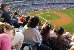 Yankee Stadium with Kids