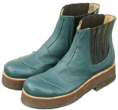 Rauch Zapatos - Mujer - Borcego Pleno Verde