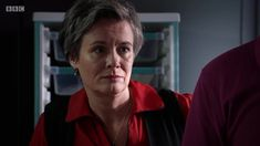 Serena Campbell - Catherine Russell 20.07 Holby City