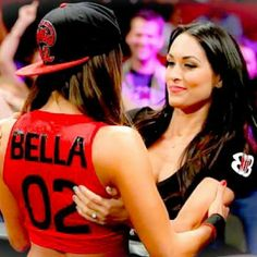 Bella Twins Wwe Girl Wrestlers, Gorgeous Ladies Of Wrestling, Surf Tattoo, Cheer Picture Poses, Nikki And Brie Bella, Wwe Women's Division, Wwe Girls, Wrestling Divas, Wwe Womens