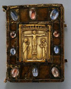Ornate Gospel Book, same exhibition.
