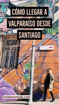 Travelling to Valparaiso from Santiago is very easy and affordable. Check all transport options between Valparaiso and Santiago. Lonely Planet, Amazing Destinations, Travel Destinations, Weekend Is Coming, Visit Colombia, Travel Blog, Travel Tips, Travel General, Bus Terminal