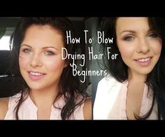 Blow Drying Your Hair For Beginners