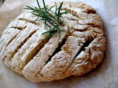 Hope For Healing: Crusty Gluten-Free French Bread