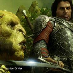 En Tierra Media las rivalidades trascienden y el filo de tu espada será tu mejor aliado. Shadow Of War