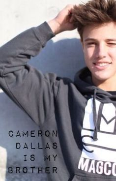 #wattpad #fanfiction Jordan is the younger sister of vine star Cameron Dallas. Cameron invited Jordan to the Magcon tour in dc with the rest if the Magcon family. Jordan will fall in love with one of the Magcon family, but who