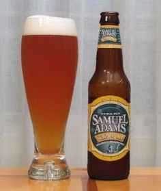 One of the best things about summer - Sam Adams Summer Ale